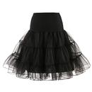 TOPTIE Women 1950s Vintage Petticoat Skirts Tutu Crinoline Underskirt