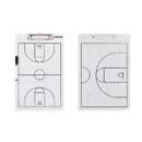 Wholesale GOGO Basketball Double Sided Coaching Board, Easy-wiped Erasable Coach Clipboard, 14