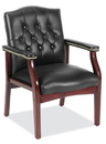 Office Source 291 Mah/ Guest Side Chair