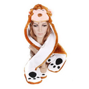 TopTie Women Children Monkey Soft Winter Hat - Monkey