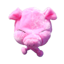 TopTie Animal Hat With Ear Flap - Pig, Pink Hat