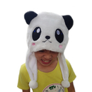 TopTie Girls Animal Design Winter Thermal Hat With Ears - Panda, Alpaca, Dolphin
