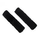 Aspire 2pcs Seat Belt Covers, Black Seat Belt Shoulder Pads for Adult