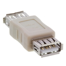 Cmple 1201-N USB 2.0 A Female to A Female Coupler Adapter