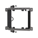 Cmple 1634-N Arlington™ LVS2 Double-Gang Screw-On Low Voltage Bracket for New Construction