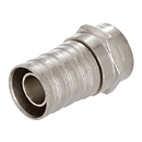 Cmple 168-N F-Connector Crimp-On RG59 - Pack of 10
