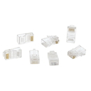 Cmple 212-N Cat6 Modular Plugs RJ45 Solid 100 PACK