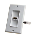 Cmple 563-N HDMI Wall Plate with 4 inches Extension cable