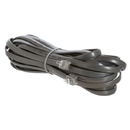 Cmple 742-N Phone Cable, RJ12 (6P6C), Reverse - 25 Feet (Voice)