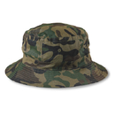 Cobra Caps BKT-C Bucket Camo-Military Green, Mg/Mg