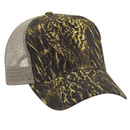 Cobra Caps DC-5 5 Pnl Duck Camo Soft Mesh Back, Dc/Khaki