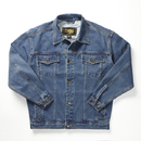 Cobra Caps EGE-EAGLE Classic Washed Jean Jacket