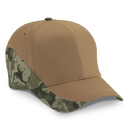Cobra Caps ETV-C 6 Pnl Edged Twill Camo