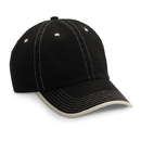 Cobra Caps GP-U Gap Roll-Up Visor, Contrasting
