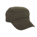Cobra Caps MCV Military Cap Combed Washed