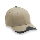 Cobra Caps PEAK Leatherette Peak Visor/Button