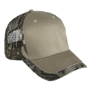 Cobra Caps PMM-C 6 Pnl Cotton, Camo Mesh