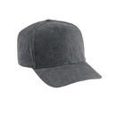 Cobra Caps PSWT 6 Pnl Stone Washed Canvas Cap