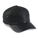 Cobra Caps PWL-R 6 Pnl Washed Leather Relaxed