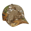 Cobra Caps RG-6 6-Panel, Licensed Realtree EDGE by Zeek Outfitter