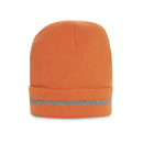 Cobra Caps SAF-B Knit Beanie Neon Safety/Reflective