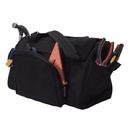 Cobra Caps TB1200 Large 1200D Polyester Tool Bag, Black