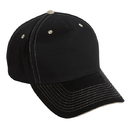 Cobra Caps TCV-S 5 Pnl Brushed Twill, Sandwich
