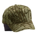 Cobra Caps TEP-C 5 Pnl Low Crown Camo with Foldable Ear Flaps