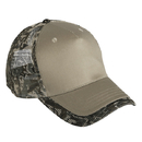 Cobra Caps TMM-C 5 Pnl Cotton Camo/Mesh
