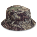Cobra Caps TT-BKT True Timber 100% Polyester Camo Bucket Hat