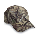 Cobra Caps TT-SC 6 Pnl 100% Polyester True Timber Camouflage