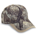 Cobra Caps TT-WC True Timber 100% Polyester Wave Sandwich