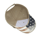 Cobra Caps USA-TBV 5 Pnl Brushed Cotton