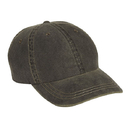 Cobra Caps WC-6 6 Pnl Weathered Washed  Cap