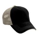 Cobra Caps WM-5 5 Pnl Washed Twill Front Soft