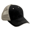Cobra Caps WM-6 6 Pnl Washed Twill Front Soft Mesh