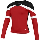 Champion 1164AG Girls Pike Long Sleeve Shell