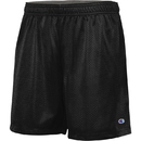 Champion 8218BL Ladies 5in Mesh Short