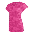 Champion CW23 Women's Essential Double Dry V-Neck Tee
