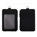 GOGO PU Leather Credit Card Cases for Men & Women, Slim Design 6 Pocket Minimalist Badge Holder