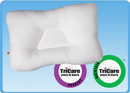 Core Products 221 Mid-Core Standard Pillow, White