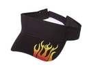Cameo Sports CS-10F Flame Logo Cotton Visor