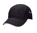Cameo Sports CS-22 Deluxe Brushed Canvas Bicycle Style Cap