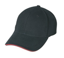 Cameo Sports CS-300 Stretch Heavy Weight Brushed Cotton Fitted Cap