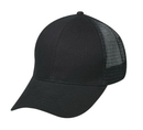 Cameo Sports CS-306 Brushed Cotton/Mesh Trucker's Cap