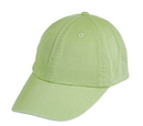 Cameo Sports CS-320 Washed Chino Twill Cap, Velcro Strap Closure