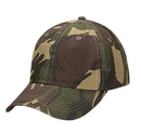 Cameo sports CS-61A Constructed Green Camo Cap