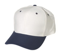 Cameo Sports CS-63A 6 Panel Cotton Pro-Style Cap