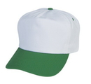 Cameo Sports CS-68A 5 Panel Cotton Twill Cap