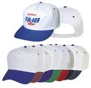 Cameo sports CS-68A 5 Panel Cotton Twill Cap